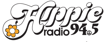 Hippie Radio 94.5 Home